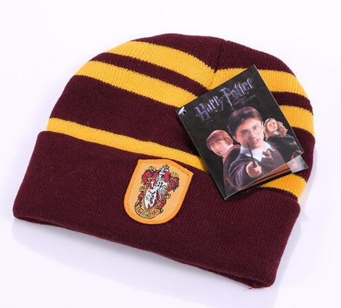 Harri  Hat Gryffindor/Slytherin/Hufflepuff/Ravenclaw Harry's Hat Carnaval Cosplay Costumes For Kids Halloween Gift SN118