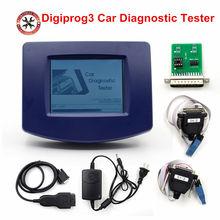 2020 OBD версия автомобиля диагностический Terster Digiprog III V4.94 FTDI чип FT232BT OBD2 ST01 ST04 кабель инструмент для коррекции одометра