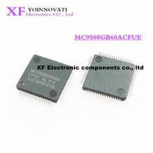 50 pièces/lot MC9S08GB60ACFUE MC9S08GB60 QFP64 IC meilleure qualité.
