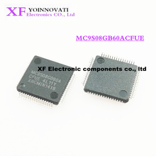 50pcs/lot MC9S08GB60ACFUE MC9S08GB60 QFP64 IC best quality.