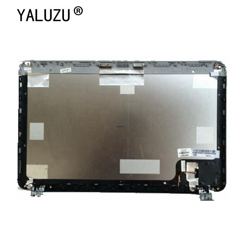 YALUZU Ноутбук Замена LCD задняя крышка верхняя крышка для HP Pavilion DV7 6000 6100 серии Аксессуары для ноутбуков