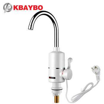 KBAYBO 3000W water heater Bathroom faucet Kitchen Faucet water heater tap One second that is out of hot water 1 pcs of 110v controller of solar water heater for separated pressurized solar hot water ms swh src 208c a