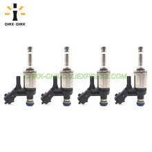 CHKK-CHKK V7591623 0261500073 13537591623 GDI Renovation fuel injector for MINI COOPER / COUNTRYMAN 1.6L Turbocharged