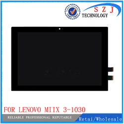 Новинка для Lenovo Miix 3-1030 miix 3 1030 Miix3 ЖК-дисплей Сенсорная панель экран дигитайзер в сборе телефон