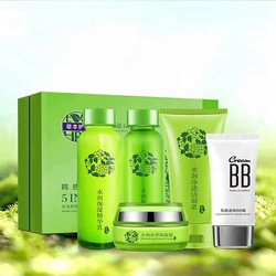 Good feedback new product wholesale oem snail skin care set One spring  cosmetic personal