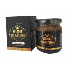 Rey De Macun (afrodisíaco Mesir Maccun hierba de cabra cachonda Honeymix) % 100 Halal