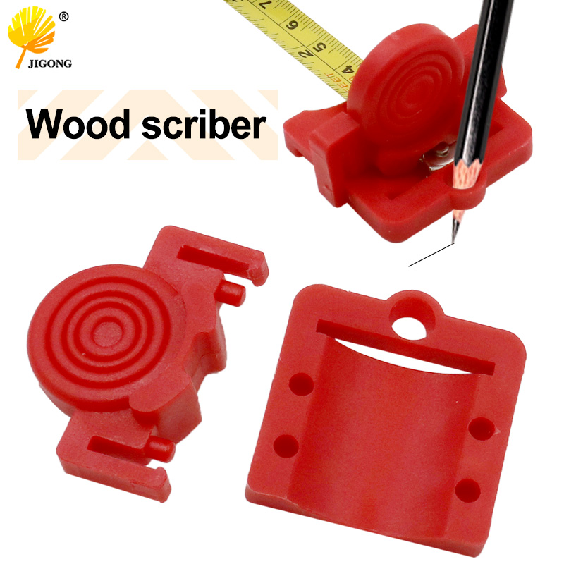 Woodworking Scribe Mark Line Gauge Woodworking Center Scriber Angle Line Gauge Carpenter Board Cutter Ruler