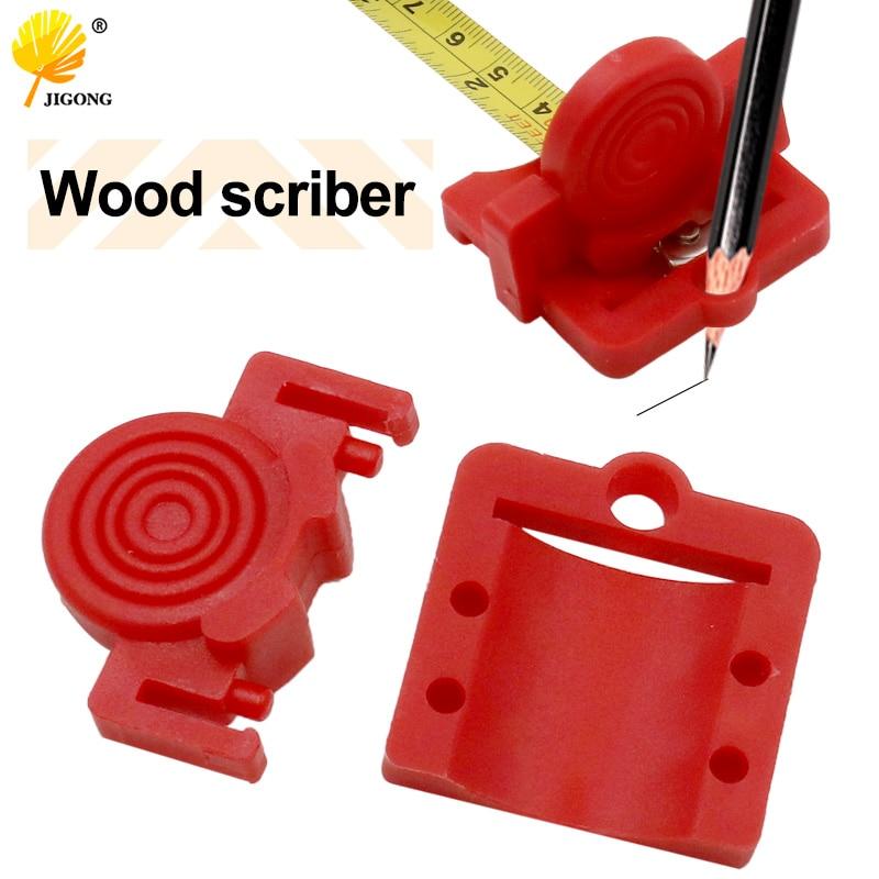 Woodworking Scribe Mark Line Gauge Woodworking Center Scriber Angle Line Gauge Carpenter Board Cutter Ruler