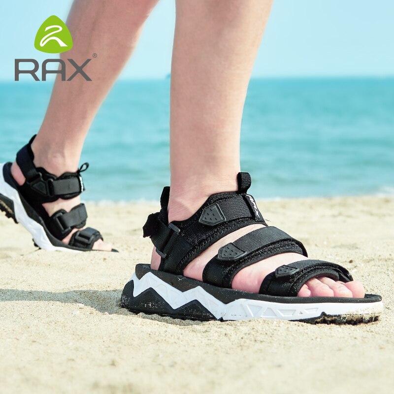 Rax Sandalias Deportivas de Sint/ético para Hombre