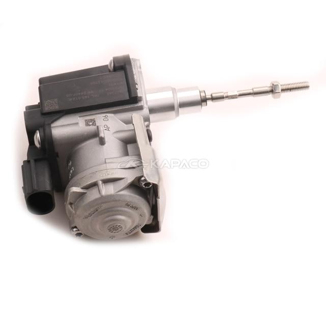 Boost Turbo Pressure Diverter Blow Off Valve Electric Actuator 06L145612K For Porsche Macan EA888 VW Audi A4 A6 A8 Q5 2.0 TFSI 5