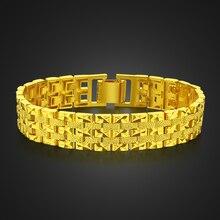2020 Men Bracelet 925 sterling silver link chain on hand