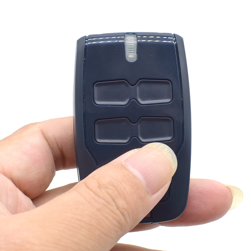Copy Code Handset Compatible For BFT Mitto2 with 2 Button;Rolling Code Remote Transmitter,Remote,KeyFob For Garage Door And Gate