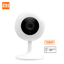 Xiaomi Mijia Xiaobai Smart Camera Popular Version 1080P HD Wireless Wifi Infrared Night Vision 360 Angle IP Home Camera CCTV(China)
