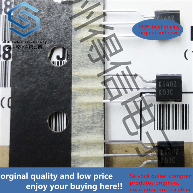 10pcs 100% New And Orginal 2SK1482K K1482 TO-92 In Stock
