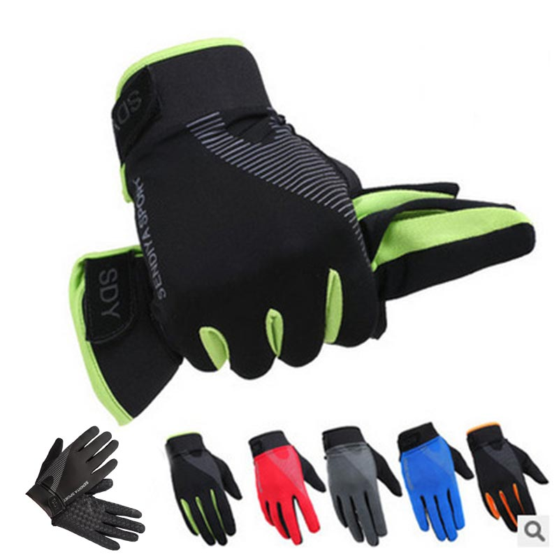 Sale Winter Sports Gloves Neoprene Windproof Waterproof Ski Screen Thermal Gloves