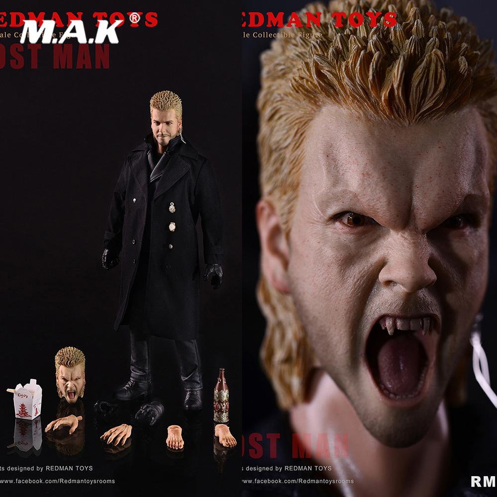 For Collection Full Set 12'' RM036 1/6 THE LOST BOYS THE LOST MAN Action Figure Doll for Fans Gifts