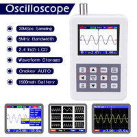 2019 Hot Sale ADS2050H ADS2031H Handheld Oscilloscope High Precision Portable 2.4 Inch LCD Screen L9 #2