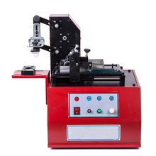 Scraper Type Ink Pad Printing Machine TDY-380 Electric Production Date Coding Machine Imitation Inkjet Printer