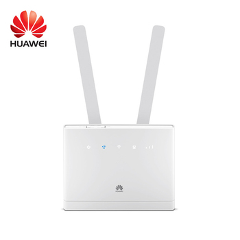 Huawei Unlocked B315S-22 4G LTE CPE Wireless Router  150Mbps with Sim Card unlocked new huawei b315 b315s 936 with antenna 4g lte cpe 150mbps 4g lte fdd wireless gateway wifi router