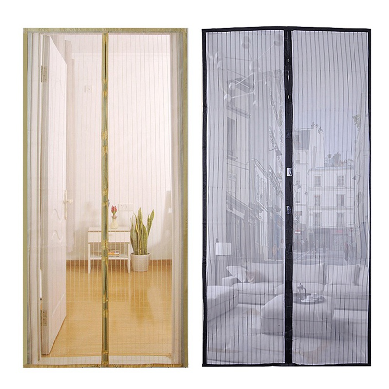 Net Curtain-Mesh Door-Screen Magnetic Mosquito-Net Insect Anti-Fly High-Quality
