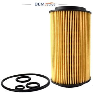 Image 2 - Lot de 5, filtre à huile 6111800009 pour Jeep mercedes benz W204 CL203 S204 C209 W211 S211 W163 W639 Sprinter 5 t Box / Bus (906)