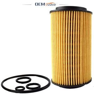 Image 2 - Set Di 5, filtro olio 6111800009 Per Jeep Mercedes Benz W204 CL203 S204 C209 W211 S211 W163 W639 Sprinter 5 t Box/bus (906)