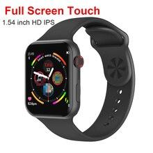 iwo 12 Pro Bluetooth smartwatch F10 Full touch Screen pk IWO 8 IWO 9 Heart Rate Monitor sma