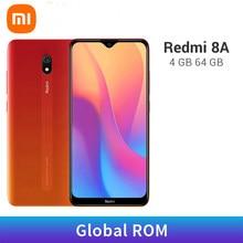 Xiaomi Redmi 8A новый бренд Global ROM 4 Гб 64GB/8 GB/5000 мА/ч, Snapdargon 439 Octa Core 12MP тыловая камера Andriod мобильный телефон