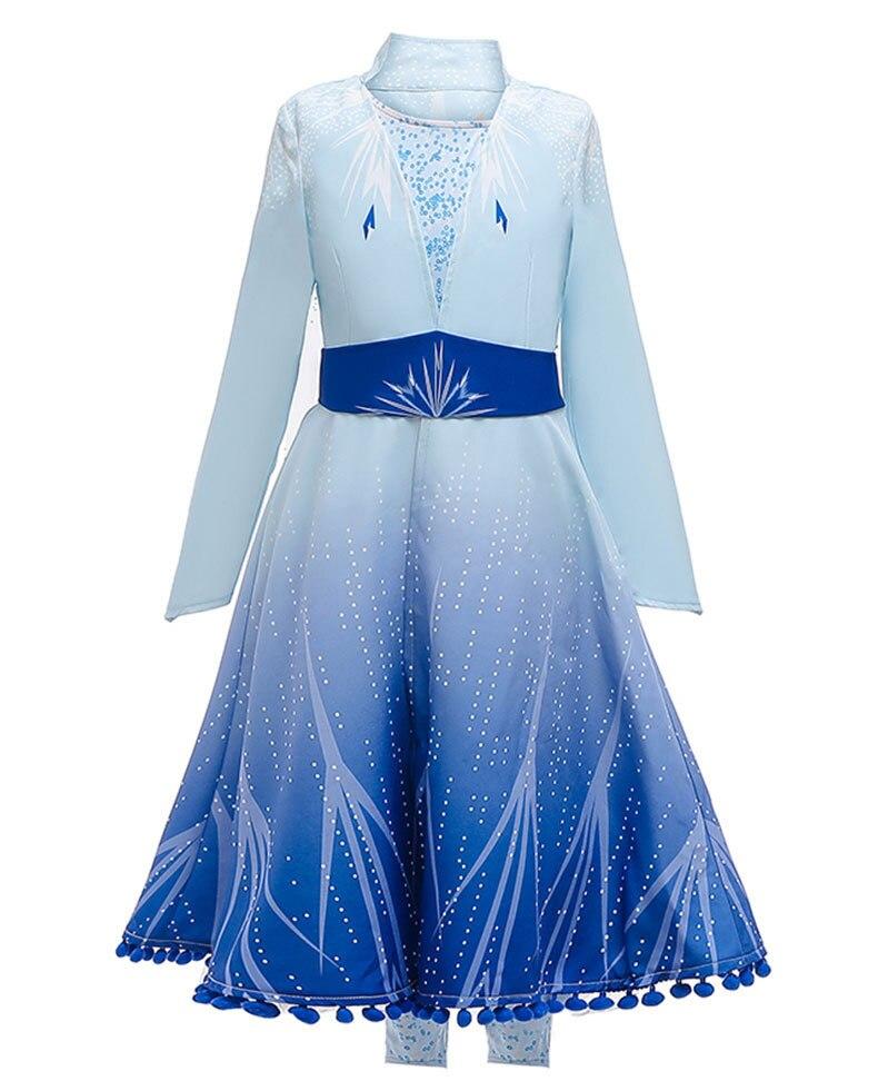 Hc8a92670cc0842b59ef58e7a37ff6d32w Unicorn Dresses For Elsa Costume Carnival Christmas Kids Dresses For Girls Birthday Princess Dress Children Party Dress fantasia