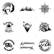 10 видов стилей, спортивный виниловый стикер для автомобиля, компас, виниловая пленка для горного автомобиля-Стайлинг, авто покрытие для двигателя, двери, окна, большой размер