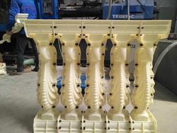 ABS kunststoff geländer WH-HH9 hause villa garten beton baluster formen