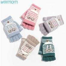 Warmom/Детские перчатки зимние для путешествий ветрозащитные