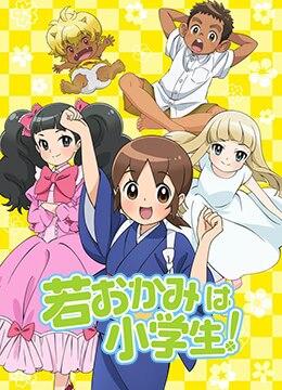 《年轻的老板娘是小学生!》2018年日本儿童,动画动漫在线观看
