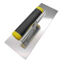 Professional Plastering Skimming Trowel Spreader Stainless Steel Tile Flooring Grout Grouting Float Wall Floor Tiling Hand Tool