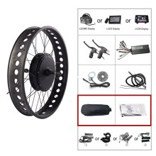 Conversion-Kit Brushless Motor Tire Bicycle Snow Front/rear-Wheel Fat 48V for 36V 20-/24-/26-
