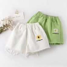 Denim Shorts Summer Baby Fashion Children's New P4184 Personality
