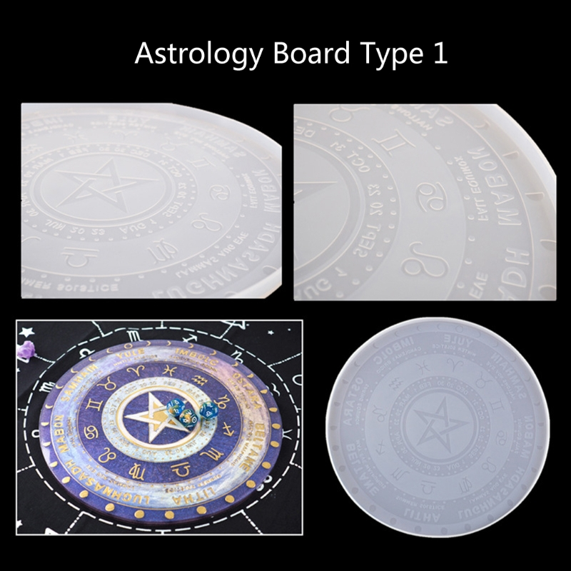 Trinket Jewelry Storage Case Silicone Resin Molds DIY Crafts Making Tools for Gift Home Decoration YASUOA Moon Star Dish Tray Mold Crescent Display Stand Mold