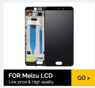 ЖК дисплей с/без рамки для meizu meilan m5c a5 m710h сенсорный