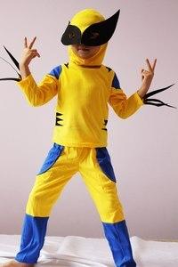 Image 5 - Новые костюмы Росомаха с когтями, детские костюмы на Хэллоуин для детей, маскарадные костюмы для маскарада моя геройская академия