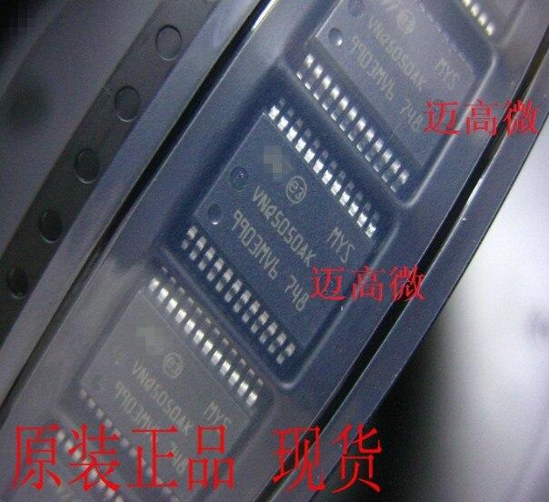 10 יח\חבילה VNQ5050AK VNQ5050 VNQ5050AKTR E 100% חדש מקורי