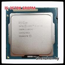 I5 3570K i5 3570K SR0PM 3.4GHz 6MB 5.0GT/s LGA1155 وحدة المعالجة المركزية المعالج