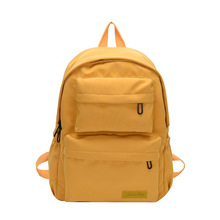 Waterproof Canvas Backpack Women's Casual Backpack Bag School Bags for Teenage Girls Mochila Rucksack Women School Backpacks стоимость