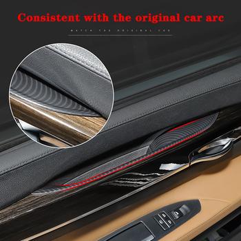 Wewnętrzny montowany na drzwiach samochodu uchwyty LHD RHD dla BMW F01 F02 7 Series auto drzwi wewnętrzne lewa klamka do drzwi prawych panel drzwi wewnętrzny uchwyt tanie i dobre opinie Car inner door handles 0 1kg CZ1452-CZ1458 20cm CHINA FRONT 40cm 2 colors 1 2 4 pc per set For BMW F10 F11 We provide professional guidance