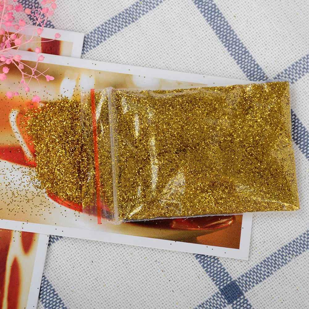 5g Holografische Nail Glitter Poeder Laser Shining Nail Pailletten Chrome Vlokken Pigment Dust Decoraties DIY Manicure Gratis Ship