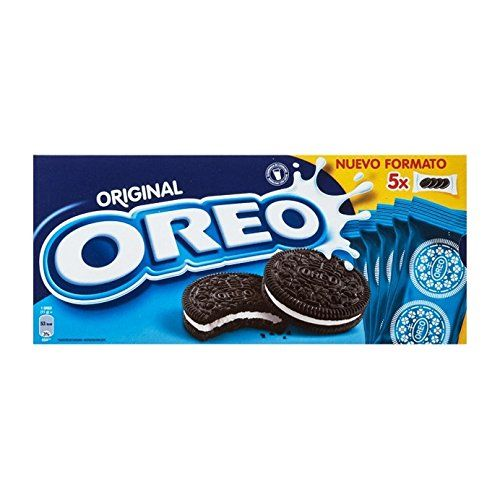Galletas Oreo Original De Chocolates Rellenas De Crema 220gr