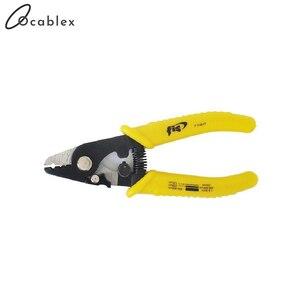 Image 3 - Décapant à fibers optiques pour dénuder loutil de câble à fibers de revêtement de fibers 125um 250um