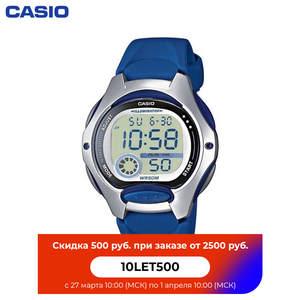 Наручные часы Casio LW-200-2A женские электронные на пластиковом ремешке