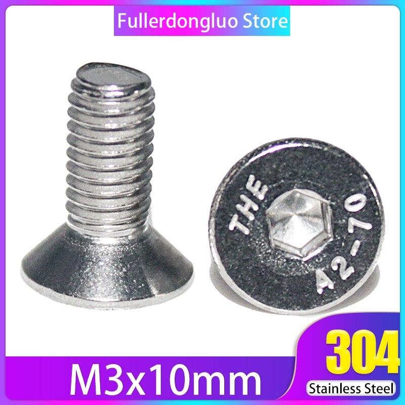 Black Oxide Quantity 100 M3-0.5 x 12 mm Button Head Socket Cap Screws Alloy Steel Grade 10.9