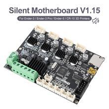 3D Printer Original Ender 3 Silent V1.1.5 Mainboard Replacement Control Board for Ender 3/Ender 3 Pro/Ender-3X/Ender 5/CR-10 card o ender s game