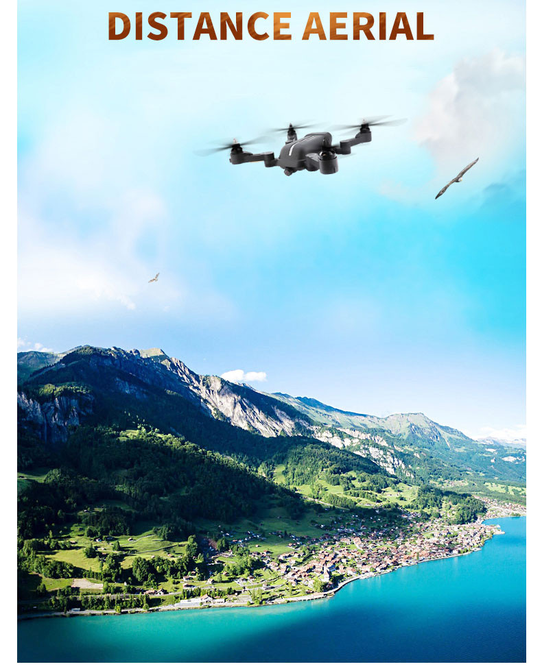 X28 5G WIFI GPS Drone 4K Camera HD 5KM FPV Drones